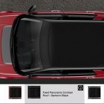 Land Rover Discovery Sport options roof