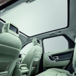 Land Rover Discovery Sport press shots sunroof