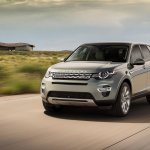 Land Rover Discovery Sport press shots