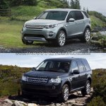 Land Rover Discovery Sport vs Freelander