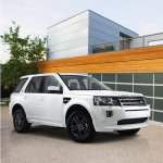 Land Rover Freelander 2 Sterling Edition press shot