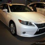 Lexus ES sedan at the CAMPI 2014