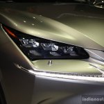 Lexus NX 300h headlamp at the CAMPI 2014
