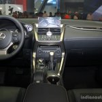 Lexus NX 300h interior at the CAMPI 2014