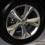 Lexus NX 300h wheel at the CAMPI 2014