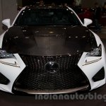 Lexus RC-F Carbon pack front at the 2014 Moscow Motor Show