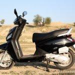 Mahindra Gusto review profile
