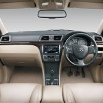 Maruti Ciaz press shots dashboard