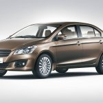 Maruti Ciaz press shots front quarters