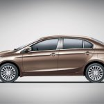 Maruti Ciaz press shots side