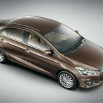 Maruti Ciaz press shots top