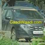 Maruti SX4 S-Cross spied NCR front