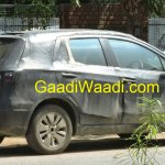 Maruti SX4 S-Cross spied NCR rear quarter