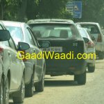 Maruti SX4 S-Cross spied NCR rear