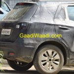 Maruti SX4 S-Cross spied NCR taillight