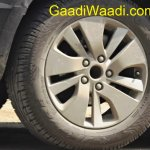 Maruti SX4 S-Cross spied NCR wheel
