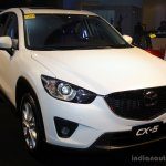 Mazda CX-5 at the Philippines International Motor Show 2014