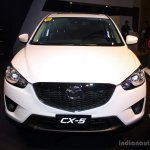 Mazda CX-5 front at the Philippines International Motor Show 2014