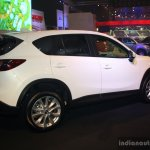 Mazda CX-5 rear right three quarter at the Philippines International Motor Show 2014