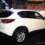Mazda CX-5 rear three quarter at the Philippines International Motor Show 2014