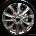 Mazda CX-5 wheel at the Philippines International Motor Show 2014