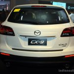 Mazda CX-9 rear at the Philippines International Motor Show 2014