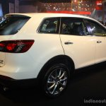 Mazda CX-9 rear right there quarter at the Philippines International Motor Show 2014