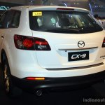 Mazda CX-9 rear three quarter at the Philippines International Motor Show 2014