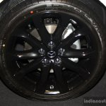 Mazda3 Speed wheel at the 2014 Philippines International Motor Show