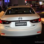 Mazda6 rear at the Philippines International Motor Show 2014