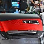 Mercedes AMG GT door pad at the 2014 Paris Motor Show