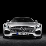 Mercedes AMG GT press image front