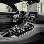 Mercedes AMG GT press image interior