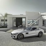 Mercedes AMG GT press image