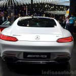 Mercedes AMG GT rear at the 2014 Paris Motor Show