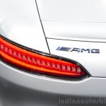 Mercedes AMG GT taillight at the 2014 Paris Motor Show
