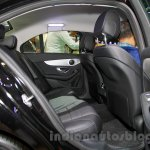 Mercedes C Class rear seat at the Indonesia International Motor Show 2014