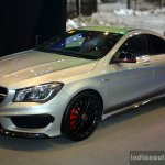 Mercedes CLA 45 AMG at the Philippines International Motor Show 2014