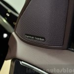 Mercedes E350 CDI launch harman kardon