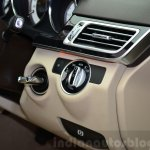 Mercedes E350 CDI launch headlight switch