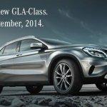 Mercedes GLA India launch teaser