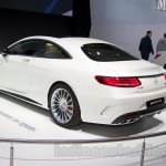 Mercedes S65 AMG Coupe at Moscow Motor Show 2014