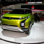 Mitsubishi Concept AR at the 2014 Indonesia International Motor Show front angle