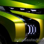 Mitsubishi Concept AR at the 2014 Indonesia International Motor Show headlight