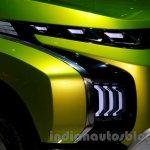 Mitsubishi Concept AR at the 2014 Indonesia International Motor Show headlight