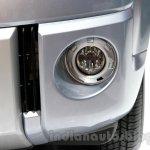 Mitsubishi Delica at the 2014 Indonesia International Motor Show foglight
