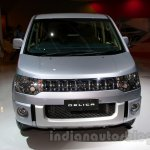 Mitsubishi Delica at the 2014 Indonesia International Motor Show front