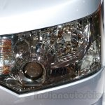 Mitsubishi Delica at the 2014 Indonesia International Motor Show headlight