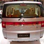 Mitsubishi Delica at the 2014 Indonesia International Motor Show rear