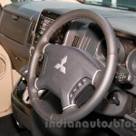 Mitsubishi Delica at the 2014 Indonesia International Motor Show steering